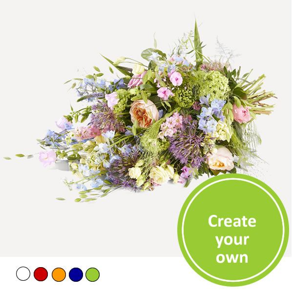 Design Your Own Funeral Bouquet Top Rated Florist Netherlands
